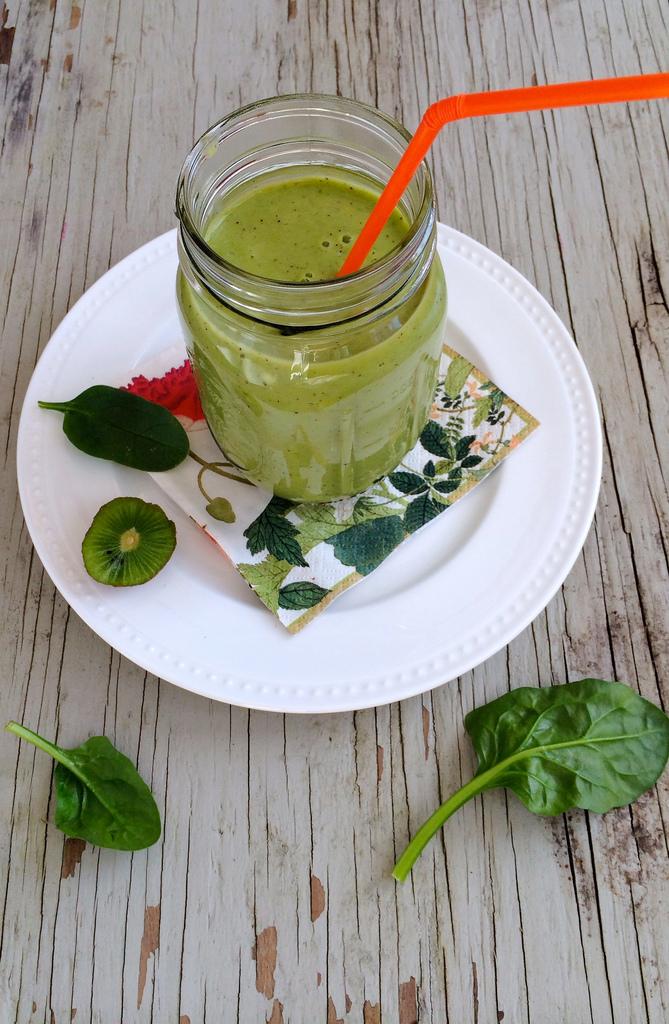 smoothies med grøntsager